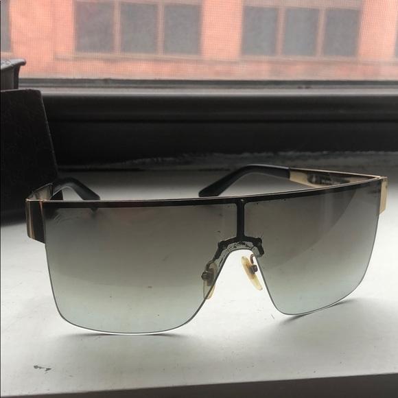 Gucci 4265 gold frame shades